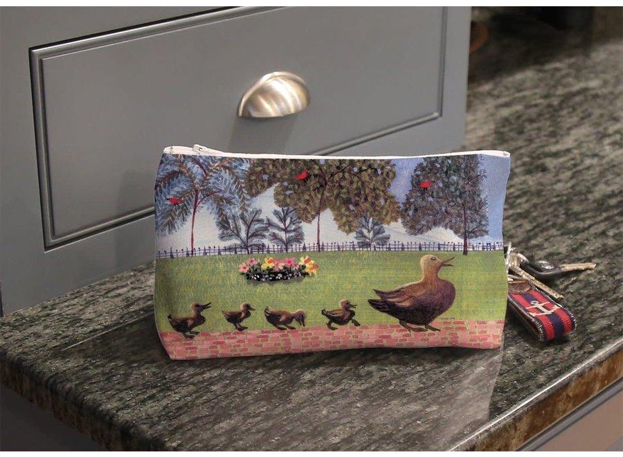 Blackstone's Exclusive Cosmetic Bag Spring Eternal Duck