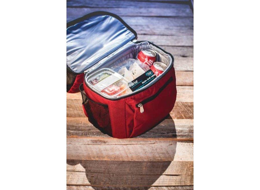 Zuma Cooler Backpack - Red