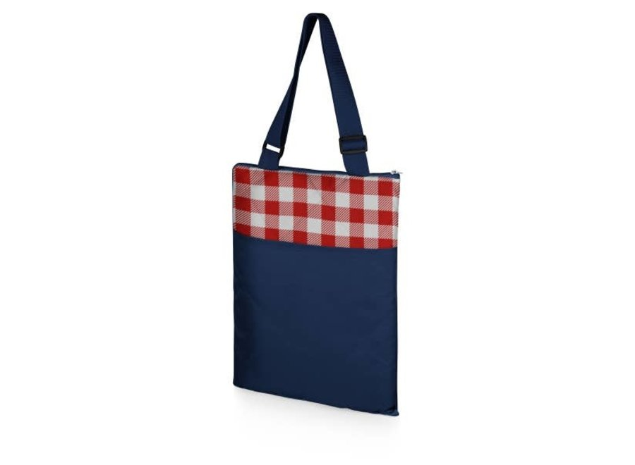 Vista Outdoor Blanket Tote - Gingham