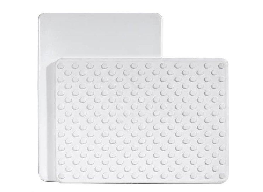 """Original Gripper Cutting Board 8"""" x 11 - White"""