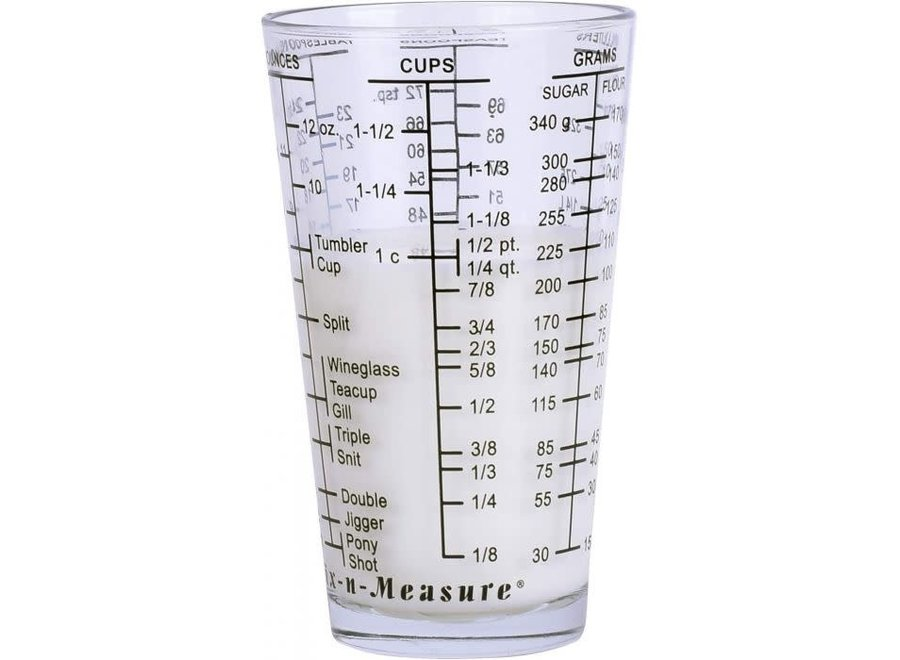 Glass Mix-in-Measure, 2 Cup