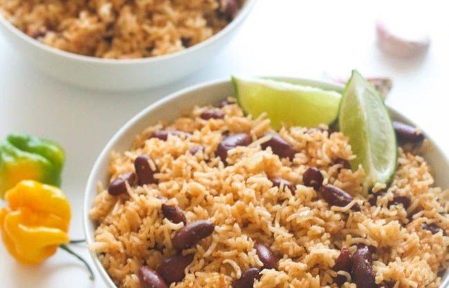 Caribbean Rice & Peas