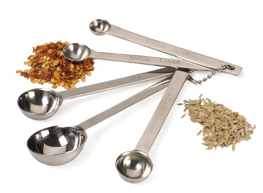 ENDURANCE® 5pc. Measuring Spoon SS