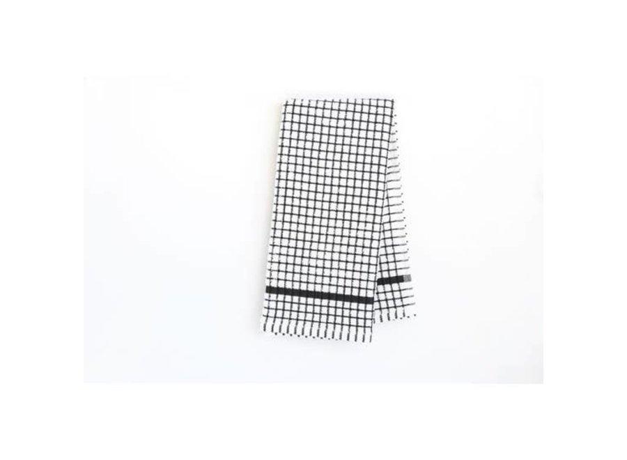 Grid Terry Towel