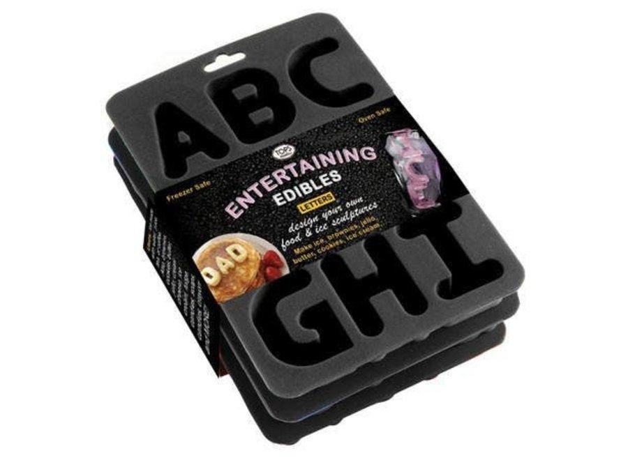 ABC Entertaining Edibles