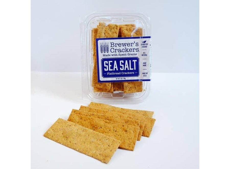 Sea Salt Flatbreads