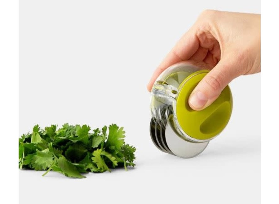 HerbZoom™ Fresh Herb Mincer