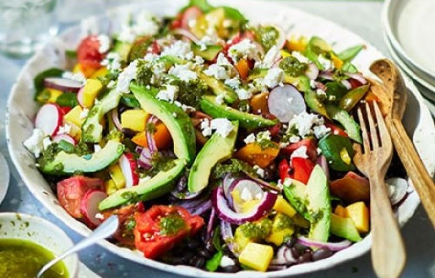 Epic summer salad