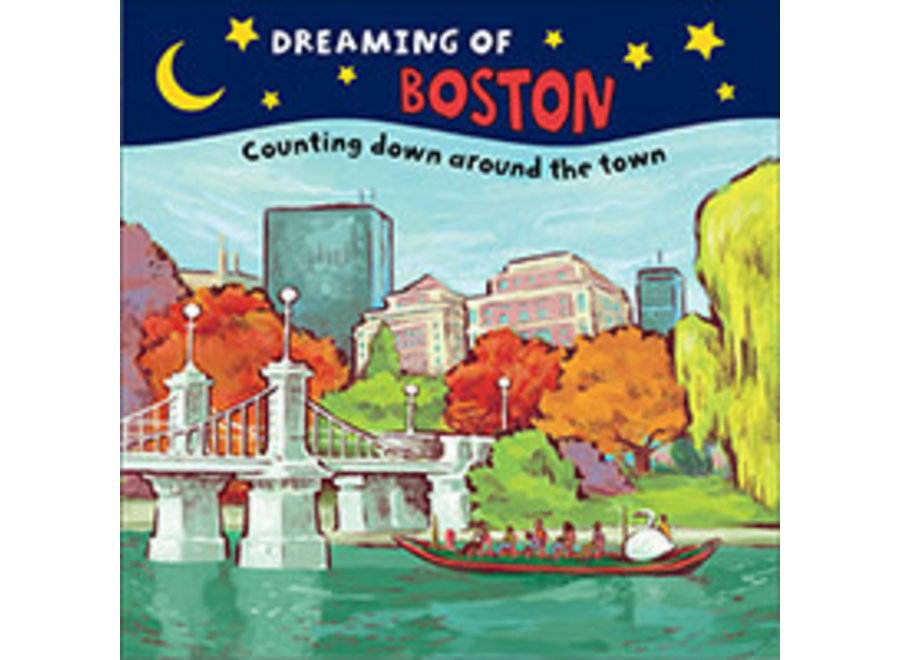 Book Dreaming of Boston