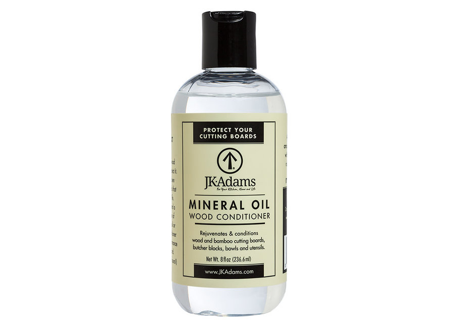 Mineral Oil 8 fl. Oz