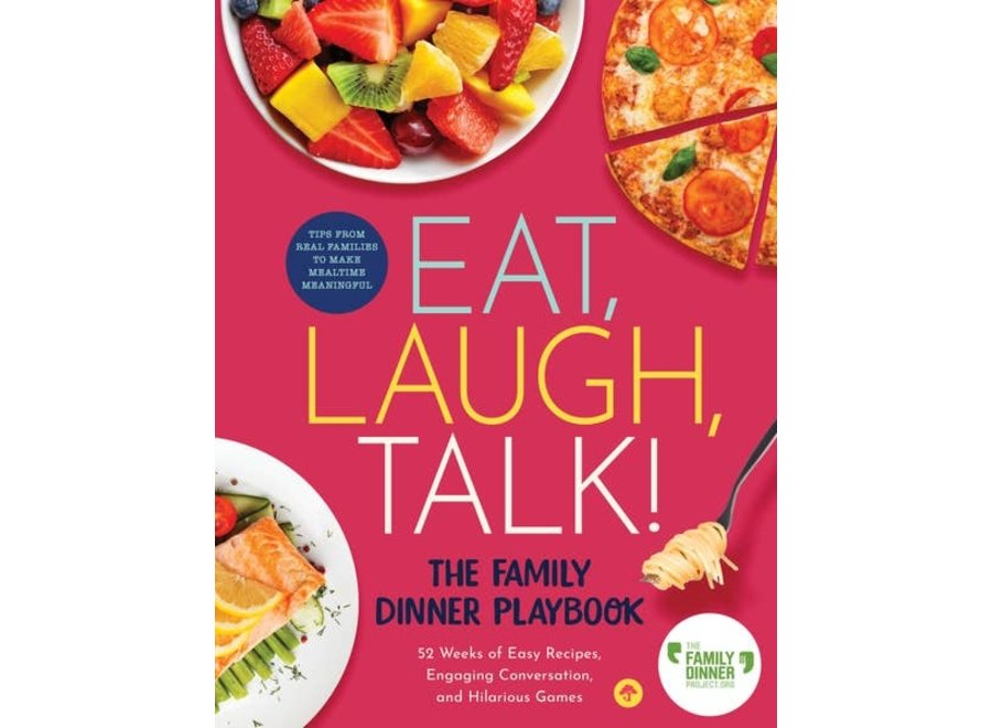 Book - Eat, Laugh, Talk