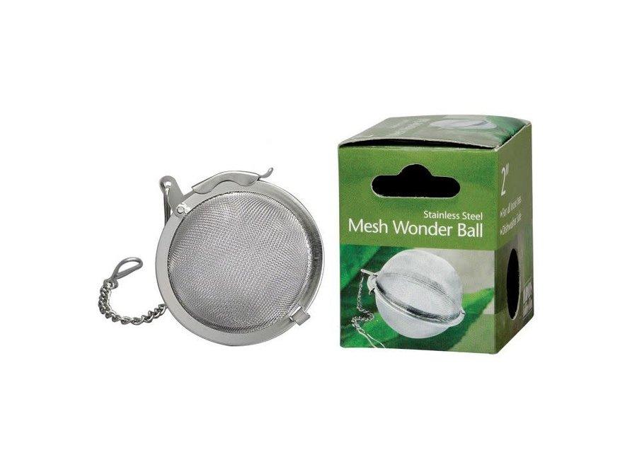 Mesh tea ball 2
