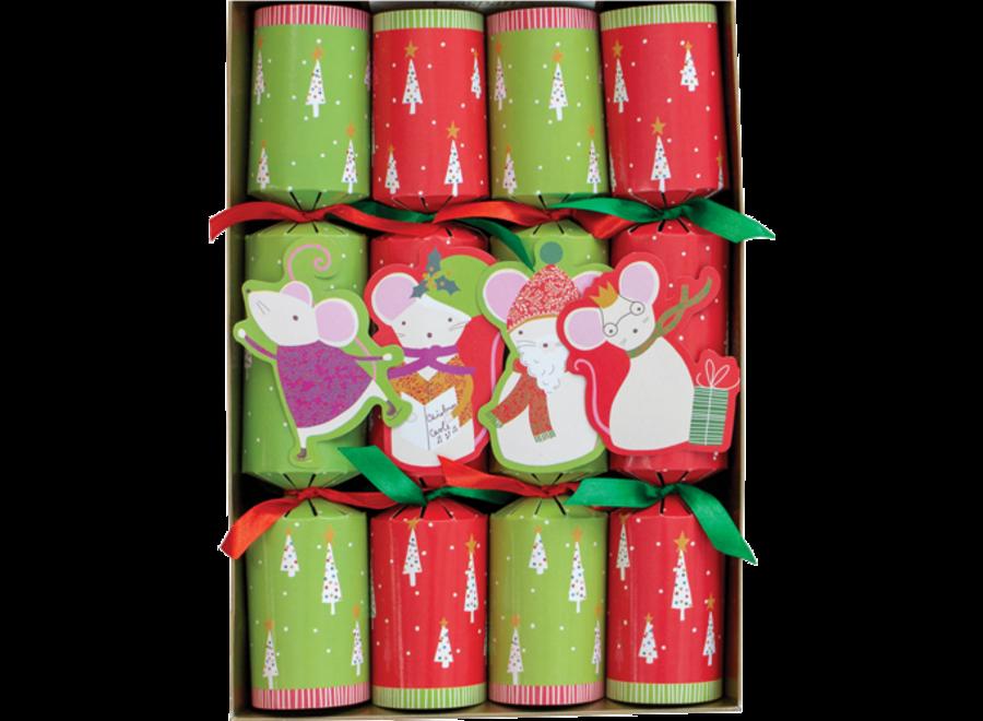 Simon Says Christmas Crackers - 8 Per Box