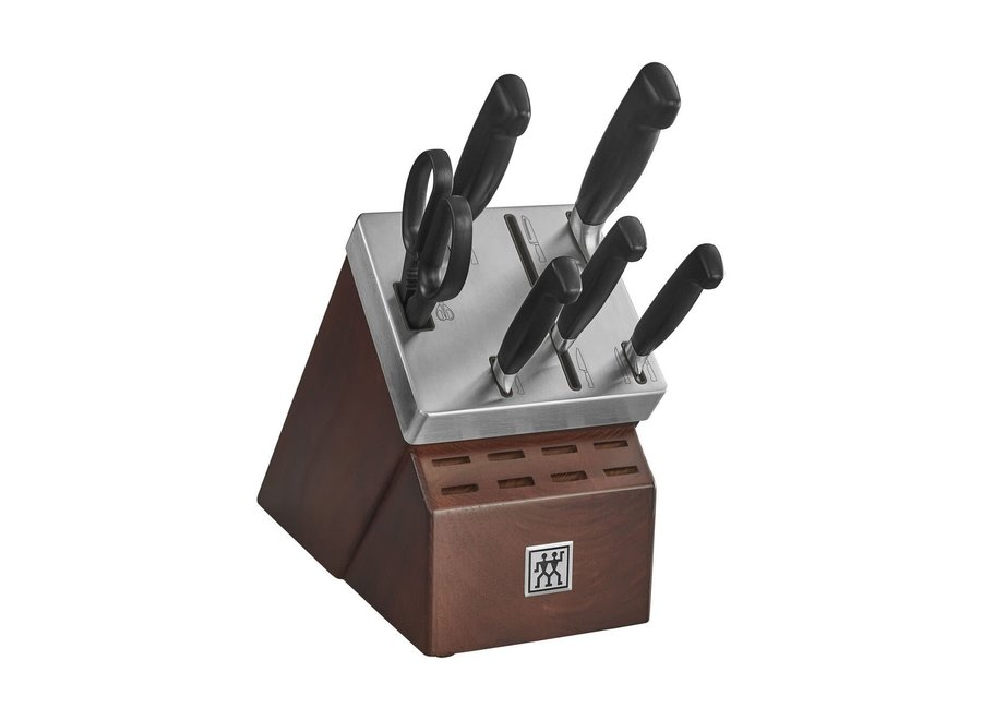 Henc Four Star 7 Piece Self Sharpening Set