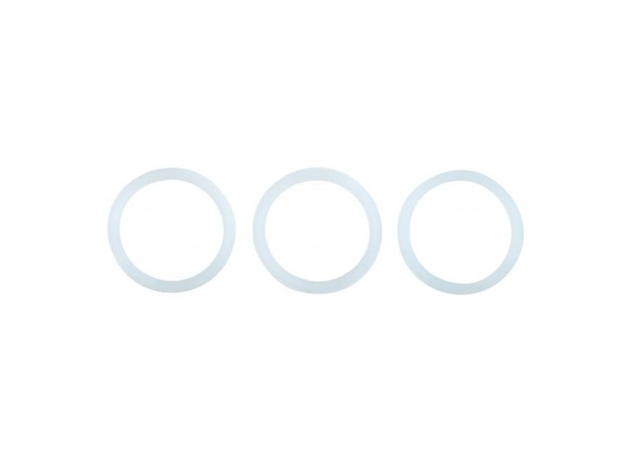 Primula Replacement Silicone Gasket for 6 cup Set of 3