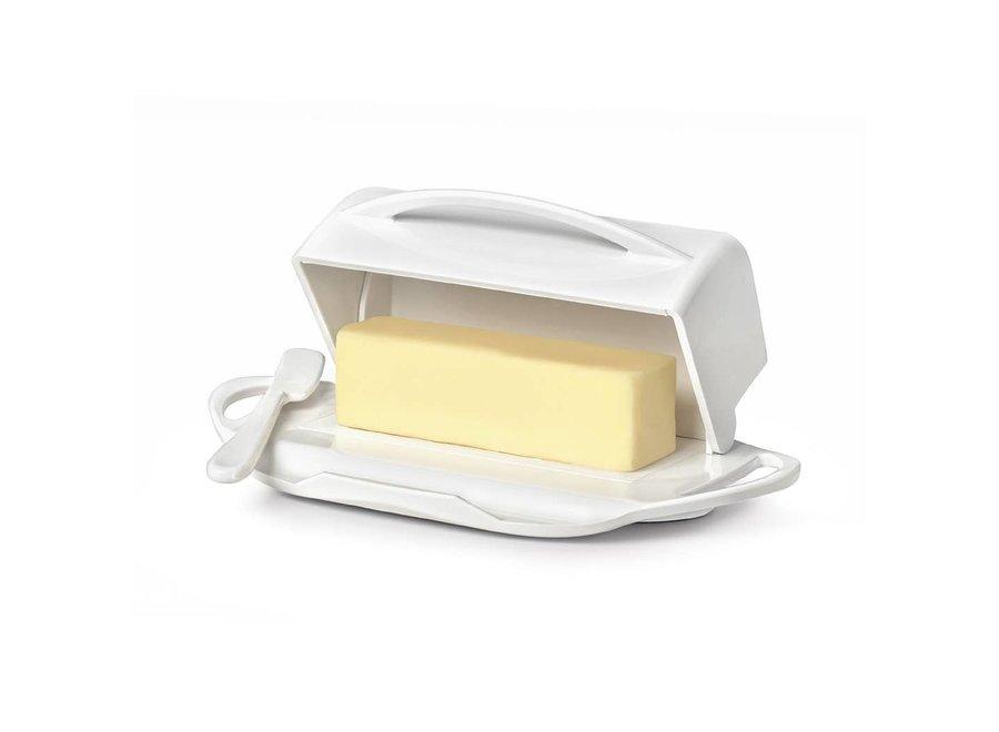 Butterie White