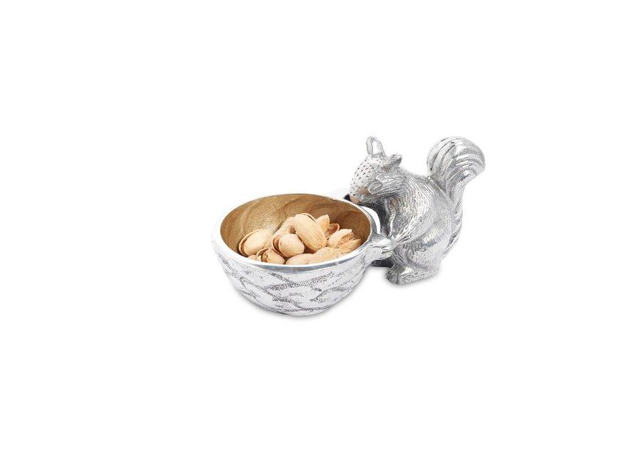 "3"" Toffee Squirrel Bowl"