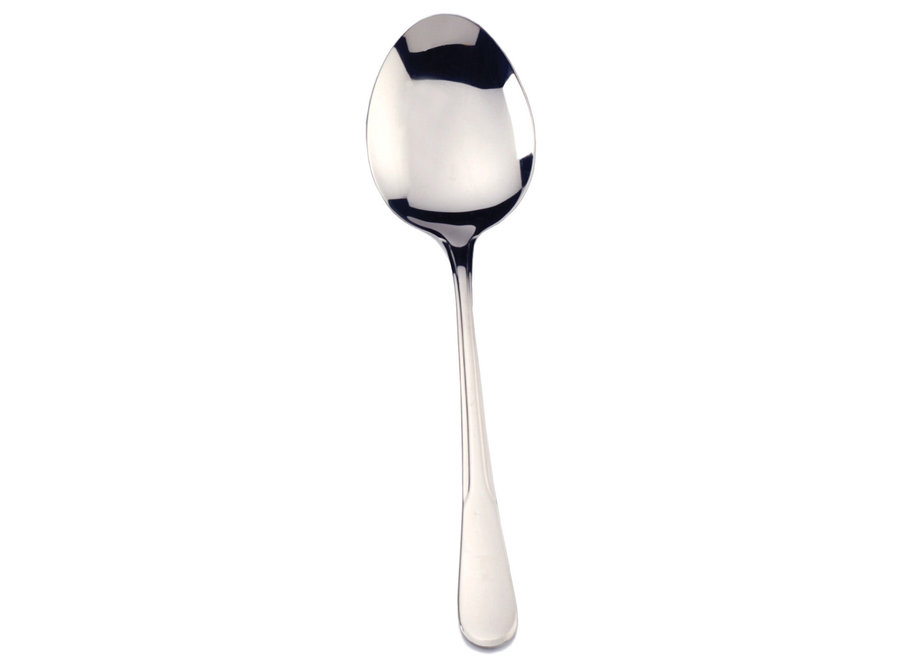 "Endurance Flatware - Monty's Serving Spoon 9"""