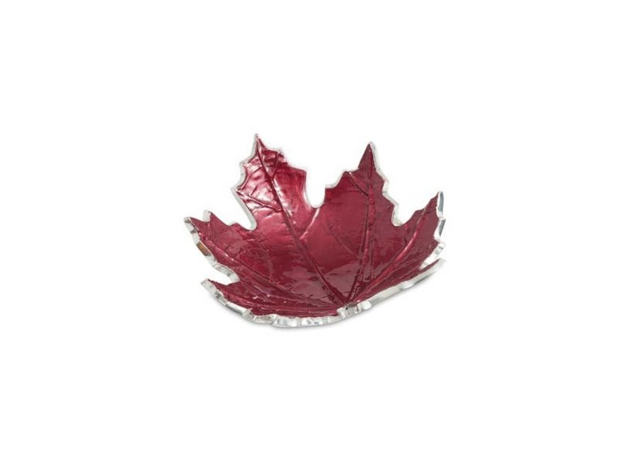 "6"" Maple Leaf Petite Bowl"