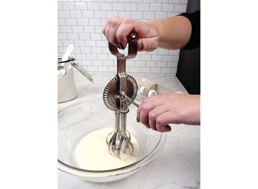 Endurance® Antique Egg Beater Red Manual