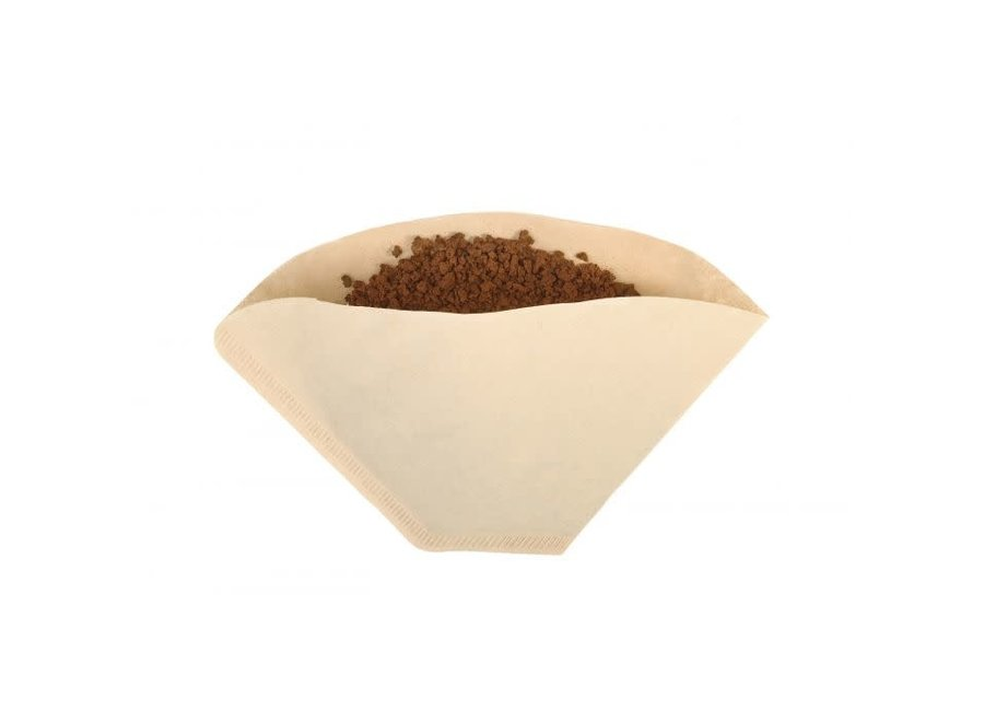 Coffee Filter paper unbleached #4