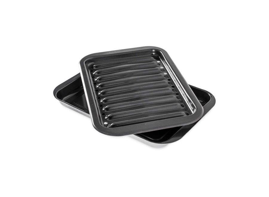 Classic Nonstick Broiler Pan