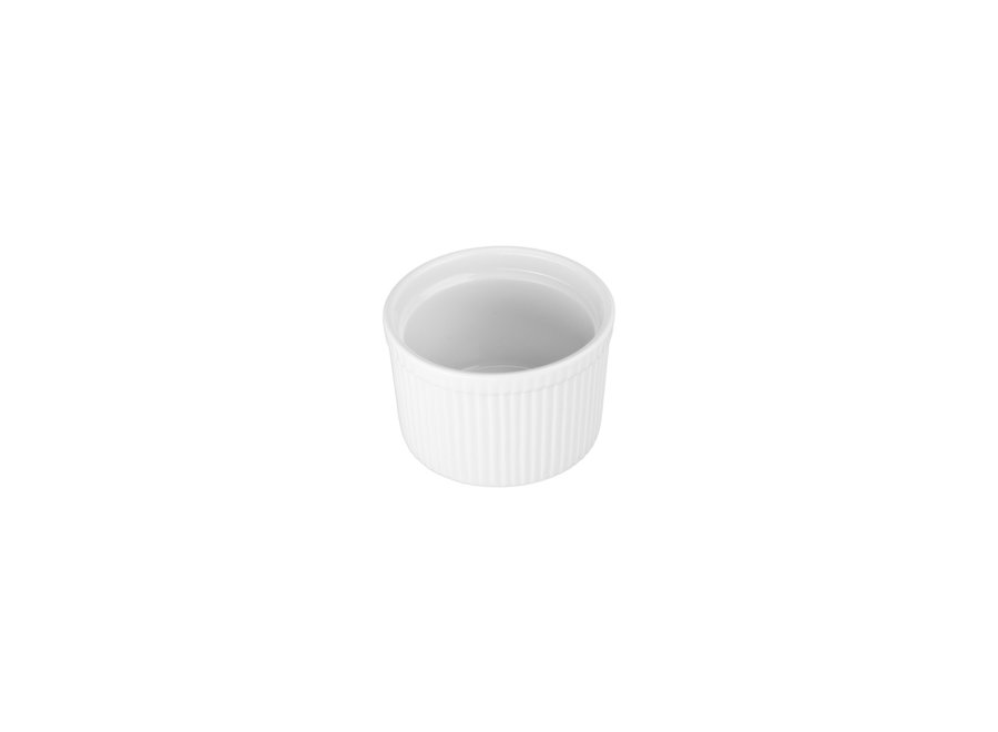 Souffle Tall 10oz white