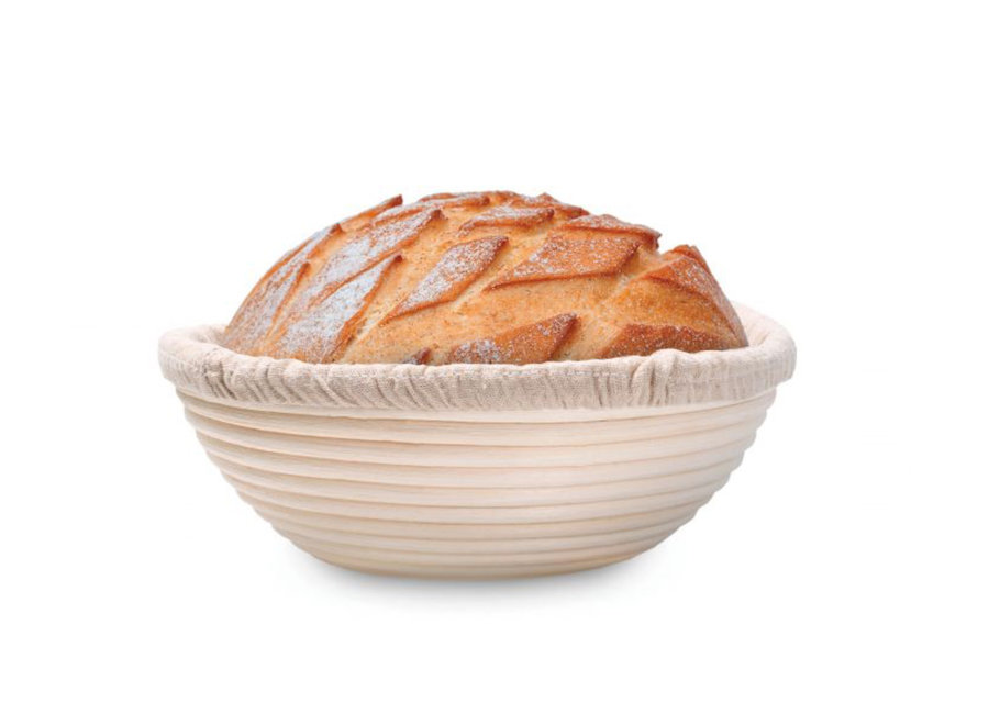 Round Bread Proofing Basket