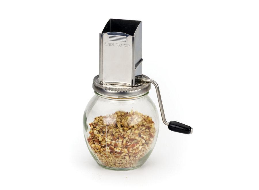 ENDURANCE®  Vintage Nutgrinder 1.25 cup capacity