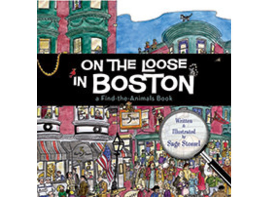 Book On the Loose in Boston