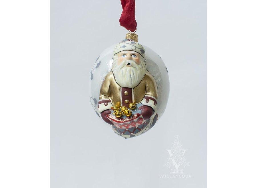 Jingle Balls™ Father Christmas with Sack of Bells