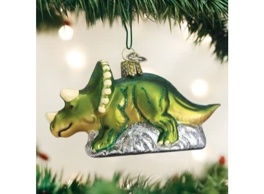 TRICERATOPS Ornament