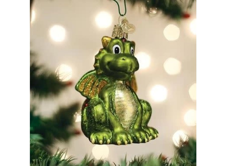 LITTLE DRAGON Ornament