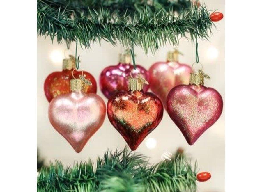 HEART ASSORTMENT Ornament