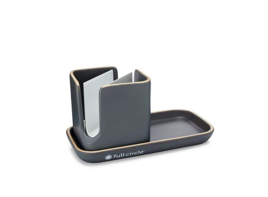 Stash Modular Ceramic Sink Caddy