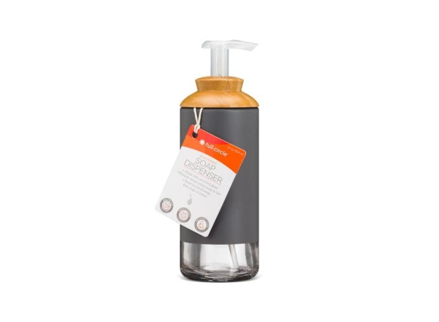 Soap Opera Soap Dispenser - Gray