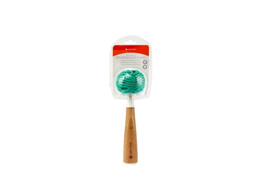 Crystal Clear 2.0 Glass Cleaner - White/Teal