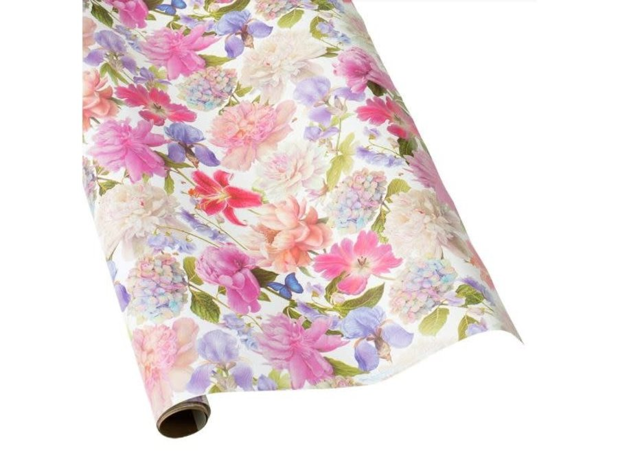 "Chelsea Garden Gift Wrapping Paper - 30"" x 5' Roll"