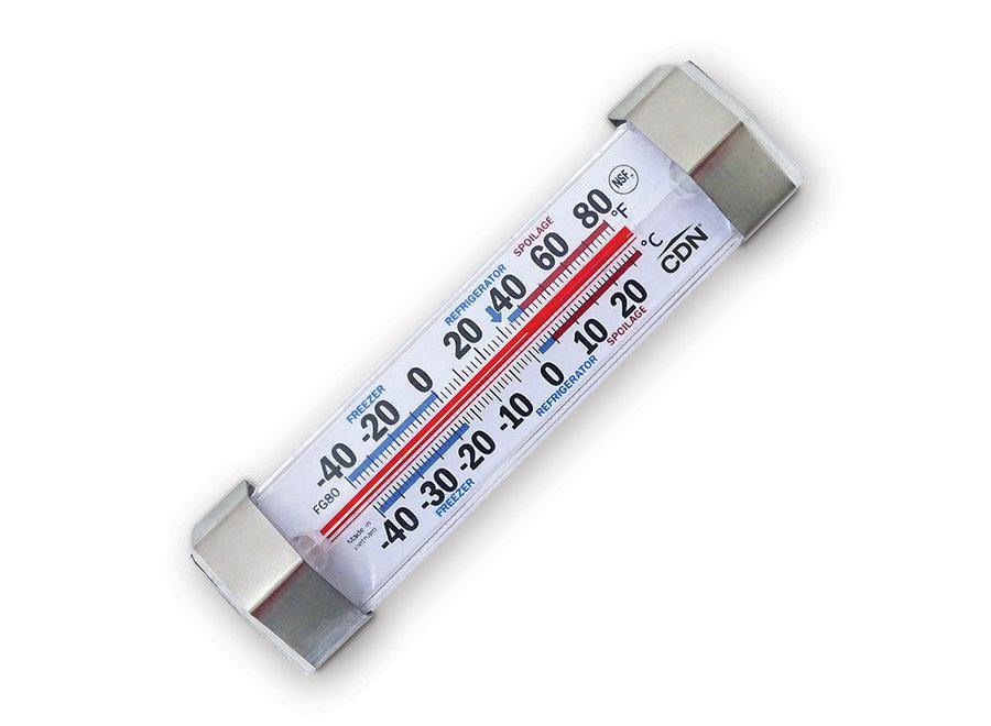 Refrigerator/Freezer Thermometer