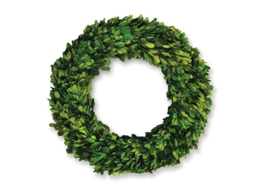 "Boxwood Wreath 12"""