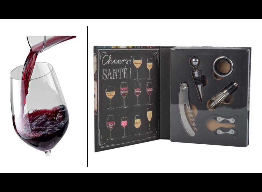 Wine Lovers Gift Set