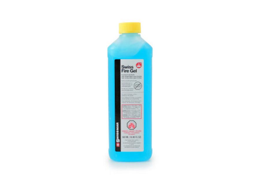 Swiss Fuel gel, bottle, 0.5L
