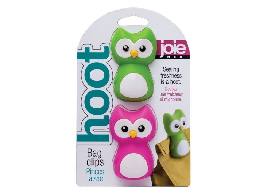 Joie Hoot Bag Clips, Set of 2