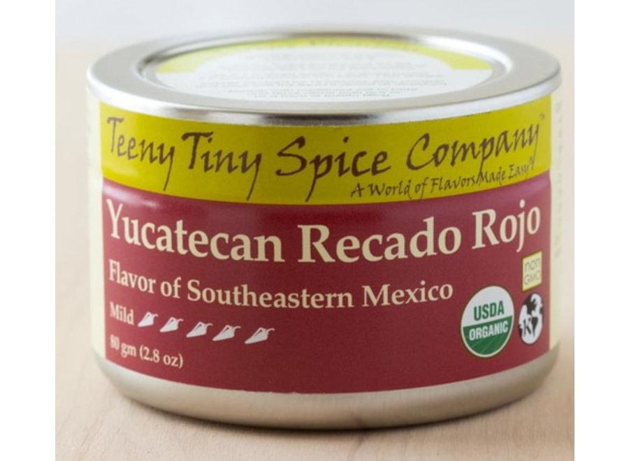Yucatecan Recado Rojo 2.8oz