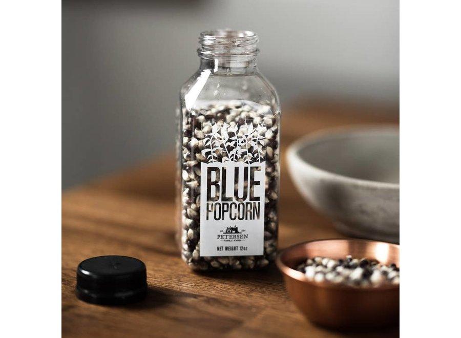 Farm Fresh Blue Bottled Popcorn