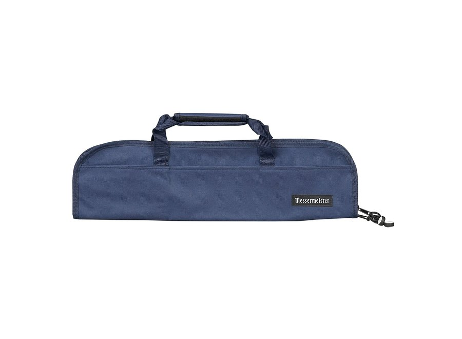 5 Pocket Padded Knife Luggage - Navy