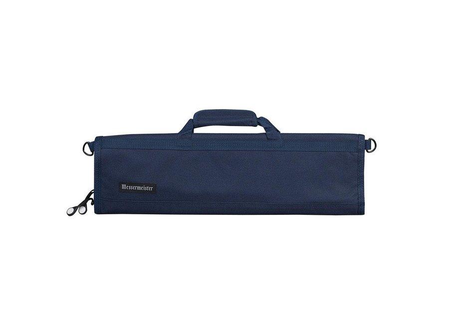 8 Pocket Padded Knife Luggage - Navy