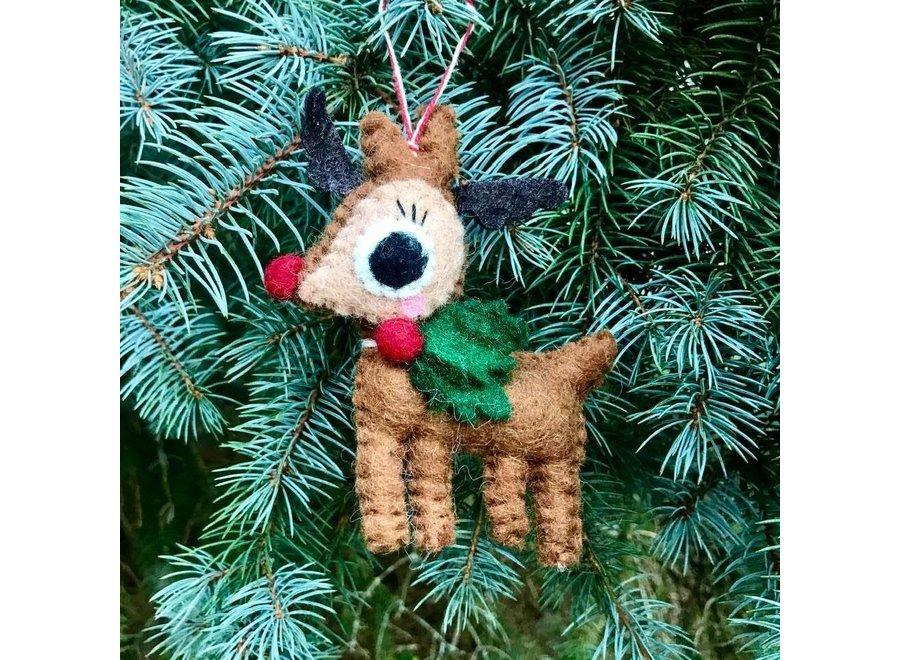 Ornament Rudolph the Reindeer