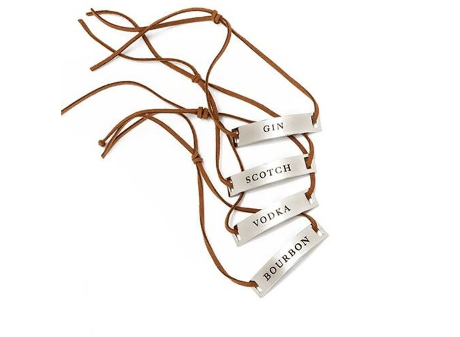 Admiral™ Decanter Tags