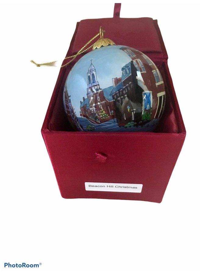 Beacon Hill Christmas Ornament